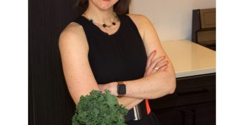 Isabel Smith, nutritionist on MD for Moms