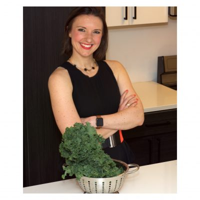Nutritionist Isabel Smith