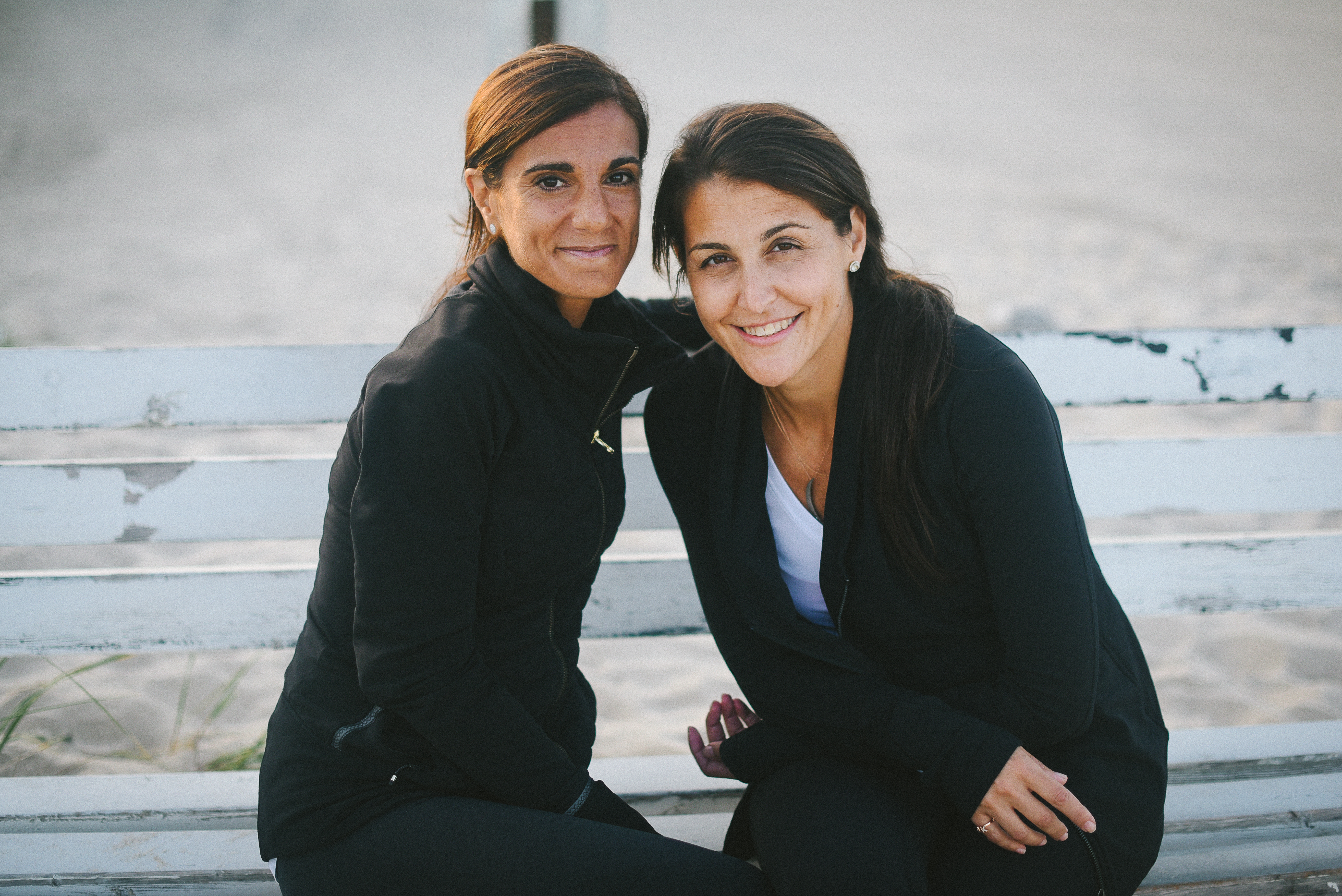 Dr Jaime Knopman and Dr Sheeva Talebian