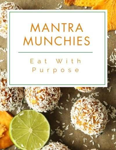 Mantra Munchies Logo