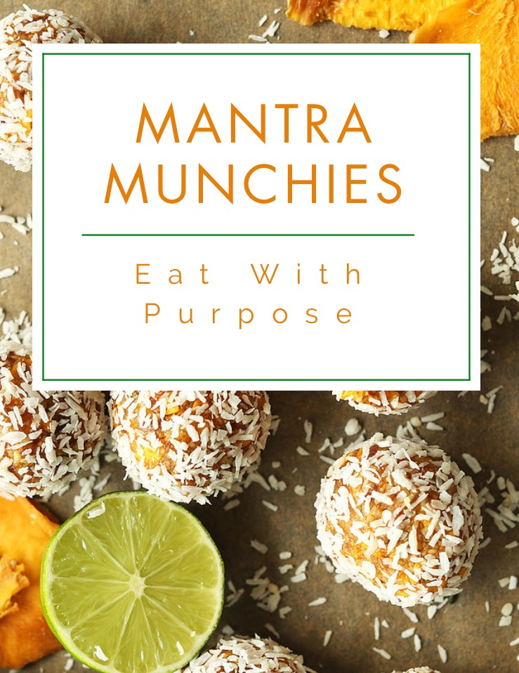 Mantra Munchies Logo