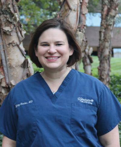 OB Gyn Dr Tiffany Rhodes
