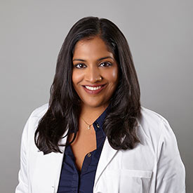 Dr. Sangeetha Kolluri, Breast Surgeon