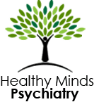 Healthy Minds Psychiatry Logo