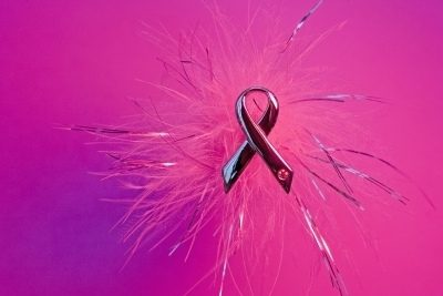 Breast Cancer Awareness Ribbon of Hope