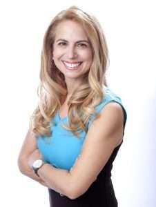 Pediatrician Jen Trachtenberg, MD