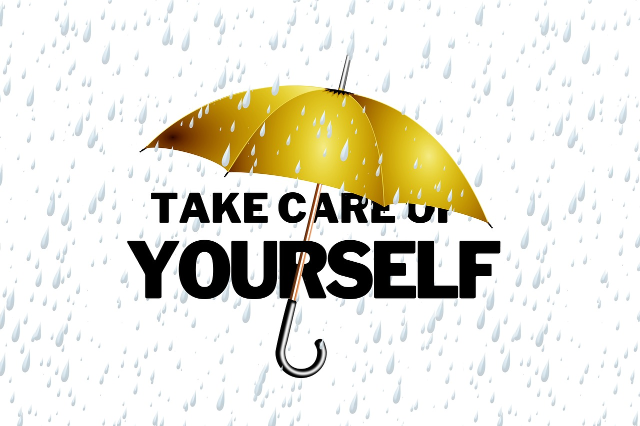 Self Care Umbrella