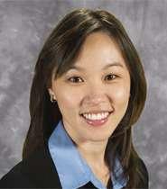 Ophthalmologist Dr. Vicki Chan