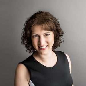 Dr. Alison Escalante, headshot