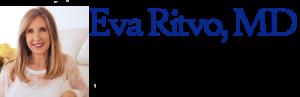 Dr. Eva Ritvo, logo/headshot