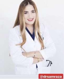 Dr. Sam Raza, Headshot