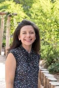 Dr. Kelly Fradin, pediatrician, headshot