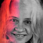 Dr Eva Cesnek, headshot